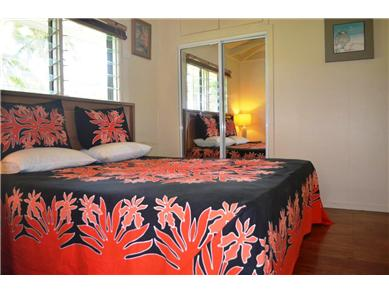 Titikaveka accommodation