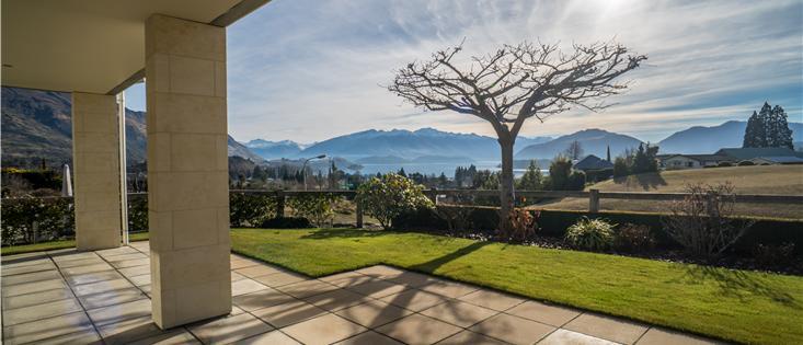 Release Wanaka Faulks Terrace