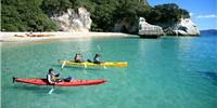 Cathedral Cove Sea Kayaking